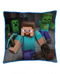 Cuscino quadrato Minecraft Creeps