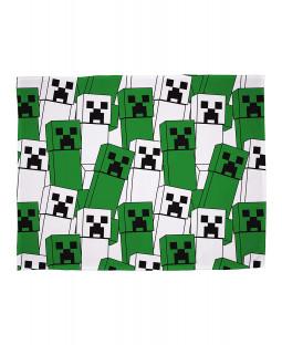 Manta de lana Minecraft Bold
