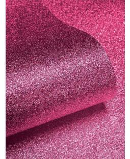 Pink Sparkle Glitter Wallpaper - 701356 Muriva