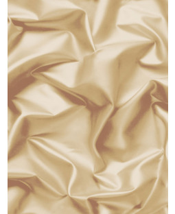 Muriva Gathered Silk Effect Wallpaper Gold - F72907
