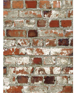 Muriva Loft Red Brick Wallpaper - 102538