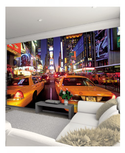New York Times Square Mural de pared 232 x 315 cm