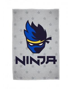 Ninja Games Flannel Fleece Blanket