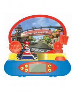 Proyector Reloj Despertador Nintendo Mario Kart