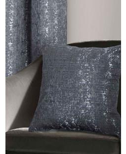 Belle Maison Cushion Cover, Nova Range, Charcoal