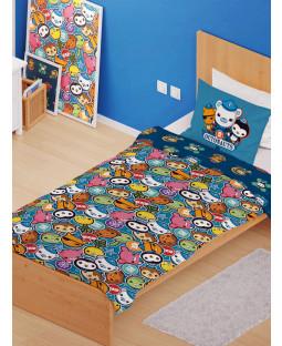 Octonauts Crew 4 in 1 Junior Bedding Bundle Set