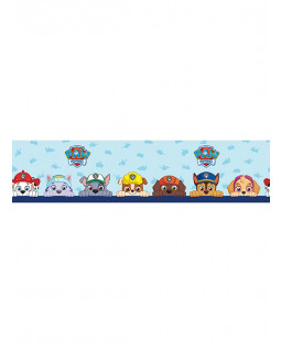 Paw Patrol Self Adhesive Wallpaper Border 5m