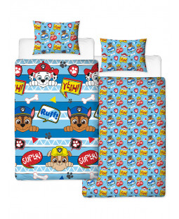 Paw Patrol £50 Bedroom Makeover Kit Duvet Cover