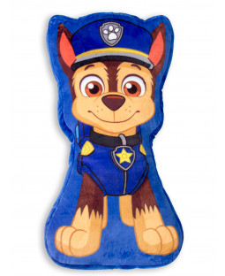 Paw Patrol Chase Shaped Cushion