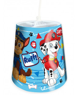 Paw Patrol Ruff Tapered Ceiling Light Shade