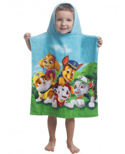 Paw Patrol Hooded Towel Poncho