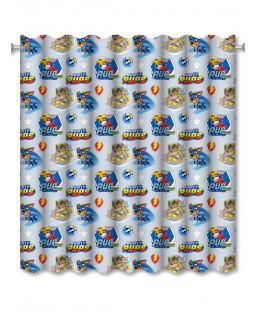 "Paw Patrol Super Curtains 72"" Drop"