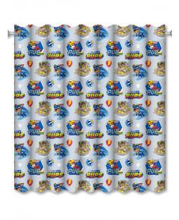 "Paw Patrol Super Curtains 54"" Drop"