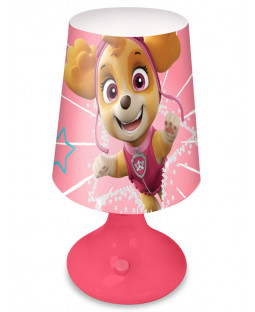 Paw Patrol Skye Table Lamp