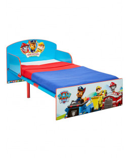 Paw Patrol Toddler Bed Plus Foam Mattress