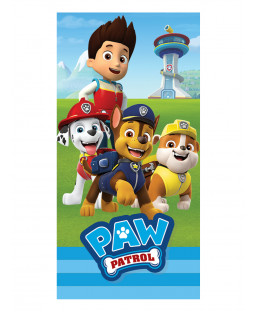 Paw Patrol Pups Beach Towel