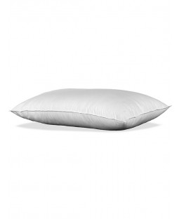 Hollowfibre Filled Pillow with Poly-Cotton Casing