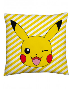 Pokemon Memphis Square Cushion