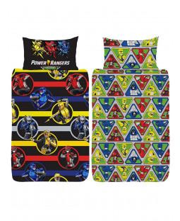 Power Rangers Beast Morphers Single Duvet Cover Set