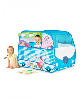 Peppa Pig Cempervan Pop Up Play Tent