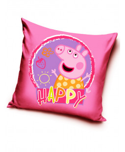 Peppa Pig Happy Cushion