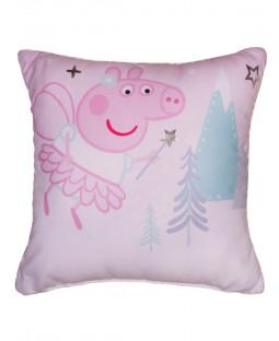 Peppa Pig Sugarplum Square Cushion