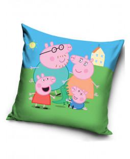 Peppa Pig Family Cushion