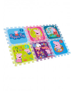 Peppa Pig Foam Play Mat