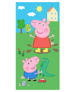 Peppa Pig Play Beach Towel
