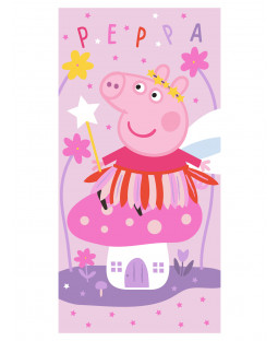 Peppa Pig Fairy Beach Towel