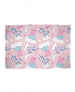 Peppa Pig Stardust Fleece Blanket