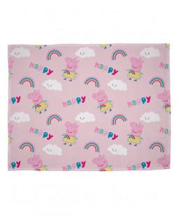 Peppa Pig Storm Fleece Blanket