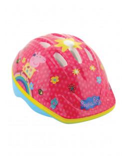 Peppa Pig Pink Safety Helmet
