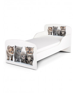 Kittens Toddler Bed PriceRightHome