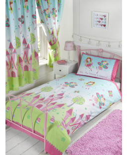 Princess is Sleeping Junior Duvet Cover and Pillowcase Set