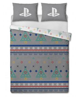 Set copripiumino matrimoniale per Playstation Jumper