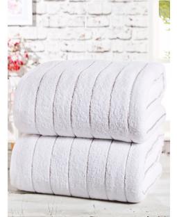 Sandringham 2 Piece Towel Bale White