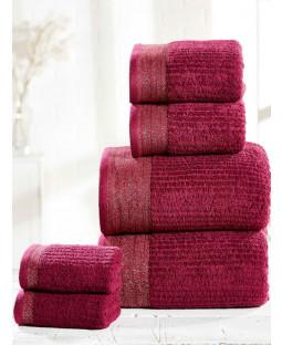 Mayfair 6 Piece Towel Bale Damson