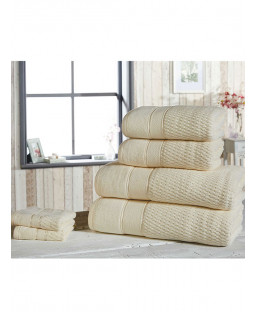 Royal Velvet 6 Piece Towel Bale Cream