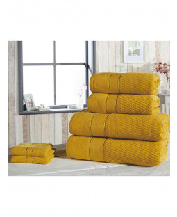 Royal Velvet 6 Piece Towel Bale Ochre
