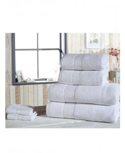 Royal Velvet 6 Piece Towel Bale White