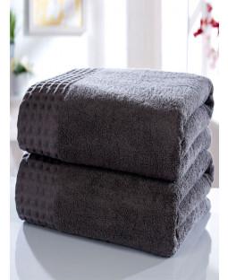 Retreat 2 Piece Towel Bale Charcoal