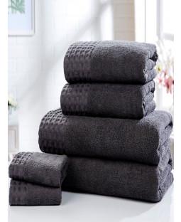 Retreat 6 Piece Towel Bale Charcoal
