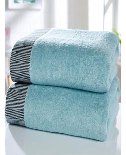 Tidal 2 Piece Towel Bale Duck Egg Blue