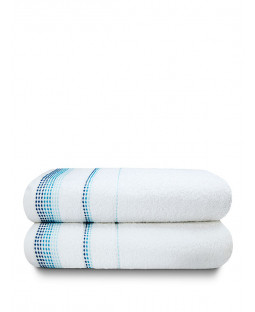 Berkley 2 Piece Towel Bale White