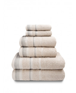 Berkley 6 Piece Towel Bale Natural