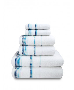 Berkley 6 Piece Towel Bale White