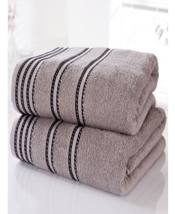 Sirocco 2 Piece Towel Bale Charcoal