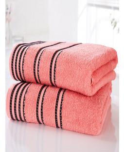 Sirocco 2 Piece Towel Bale Coral