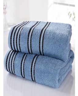 Sirocco 2 Piece Towel Bale Denim
